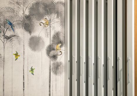 Showroom Infini Legno _ Portes d'intérieur