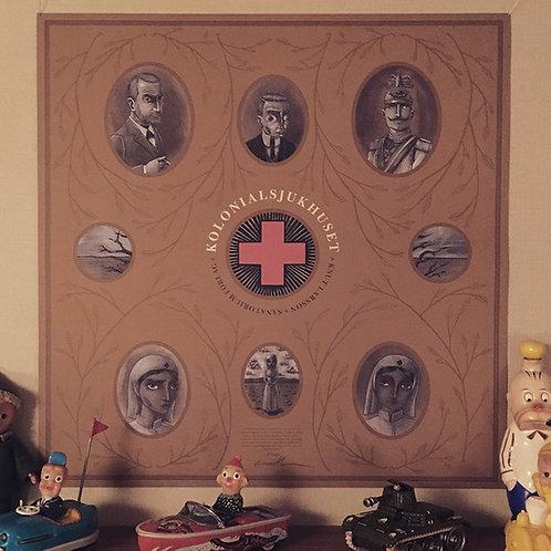 Kolonialsjukhuset – affisch