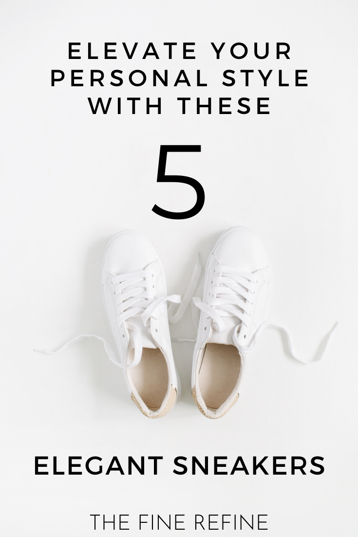 elevate your personal style by using these sneakers