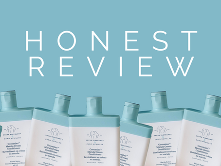 Honest Review: Drunk Elephant's Cocomino Marula Cream Conditioner