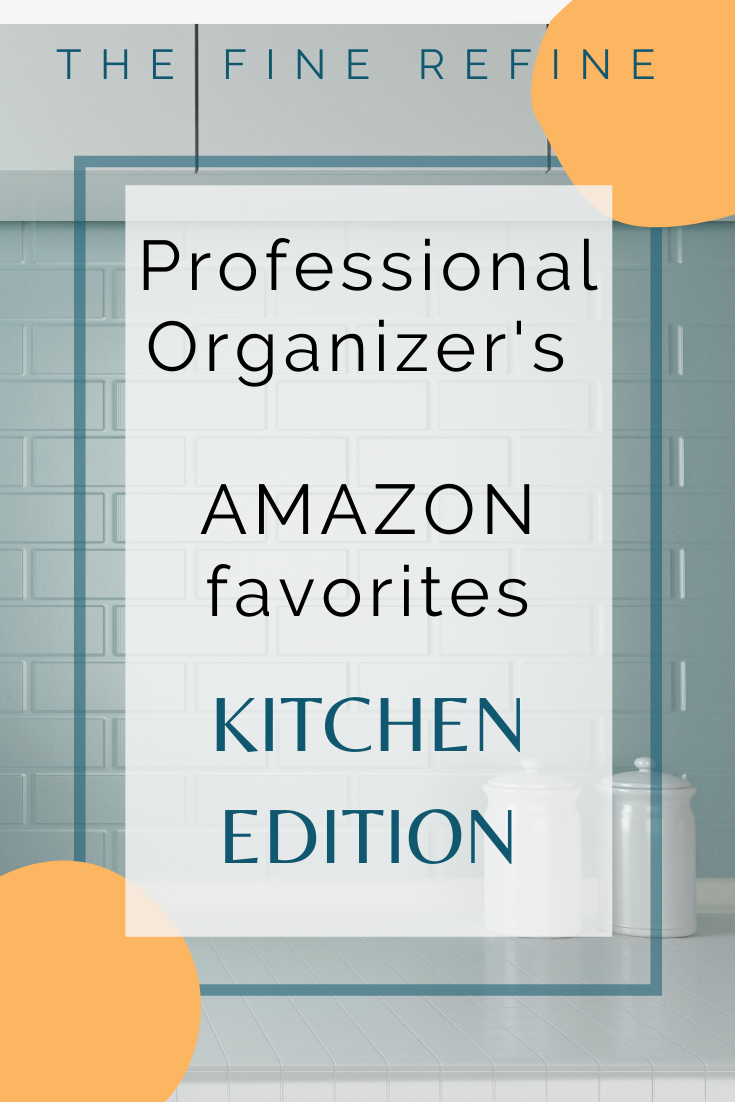 Professional organizers favorite amazon organizing products