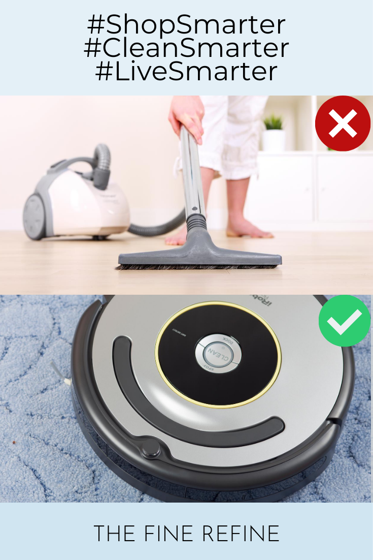 irobot roomba for speed cleaning