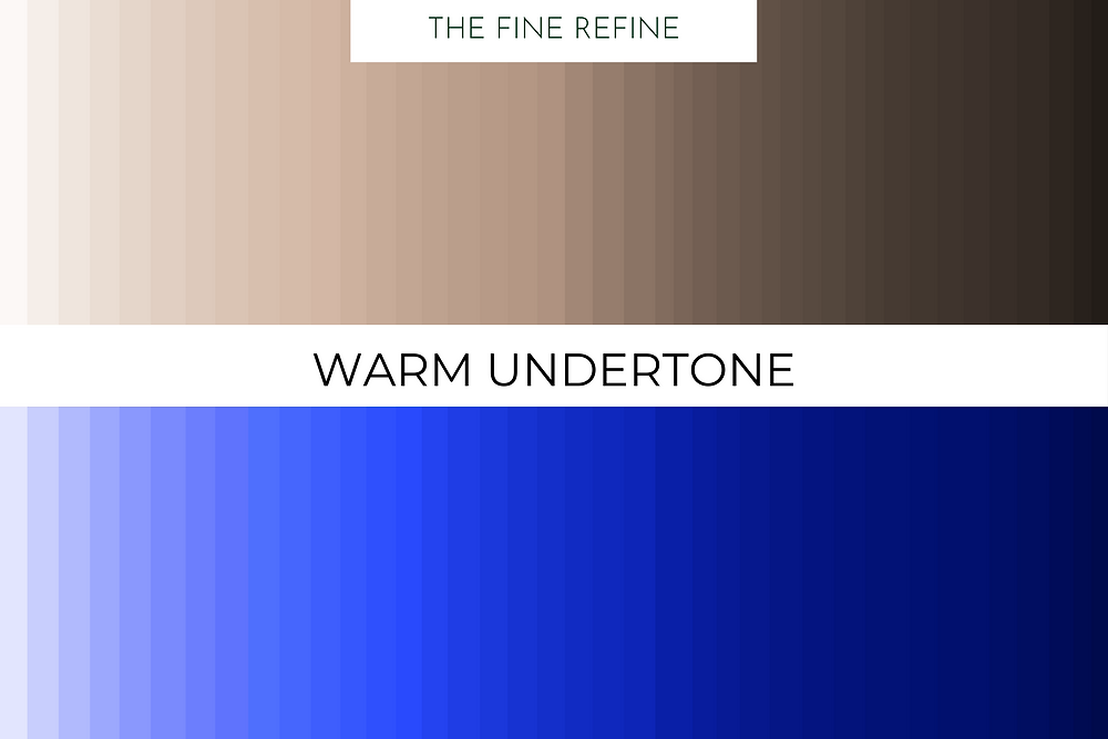 perfect color for your skin tone and undertone