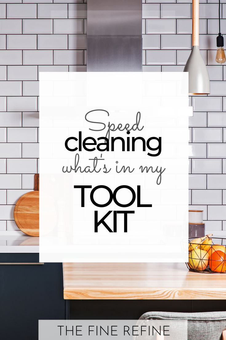 speed cleaning toolkit