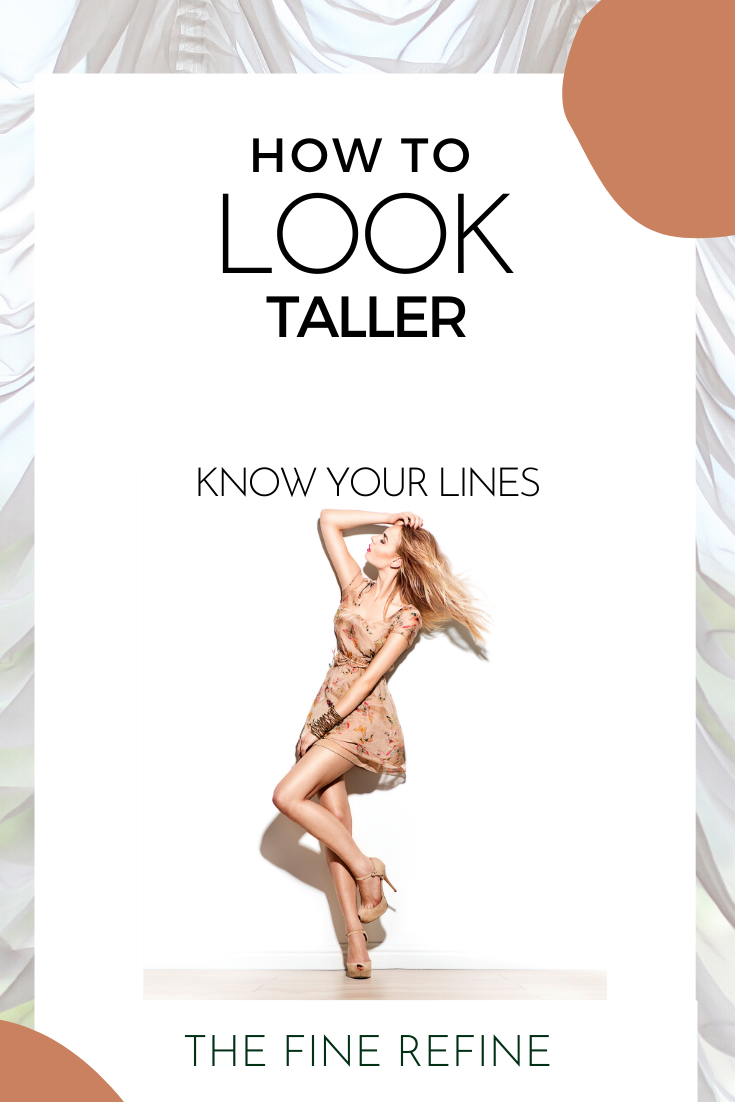 how to look taller and petite style