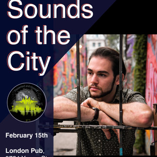 Feb 15th 2020 @ London Pub