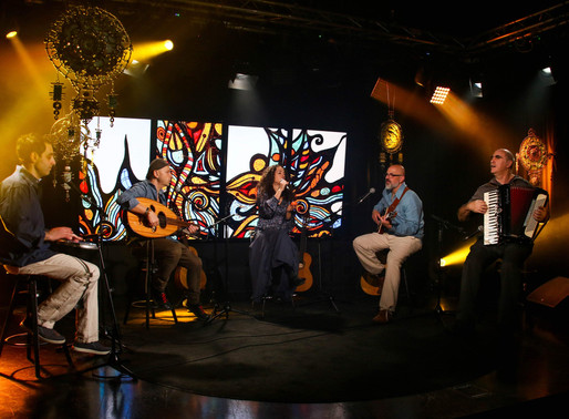 Maayan Band at the Ethnic Channels Part 2.
