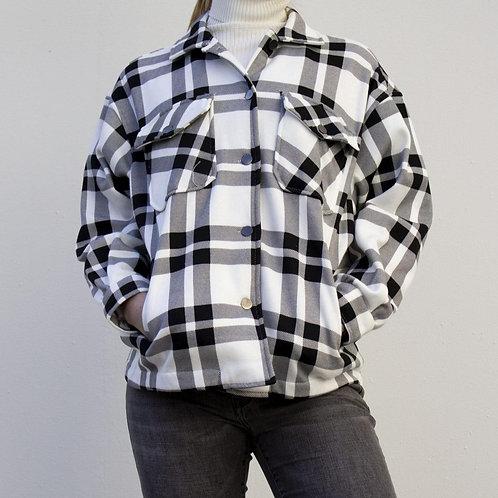 Overhemd Jack zwart