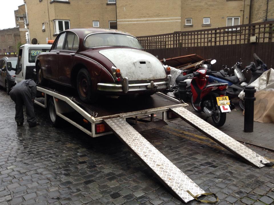 Classic / Vintage Car Transportation