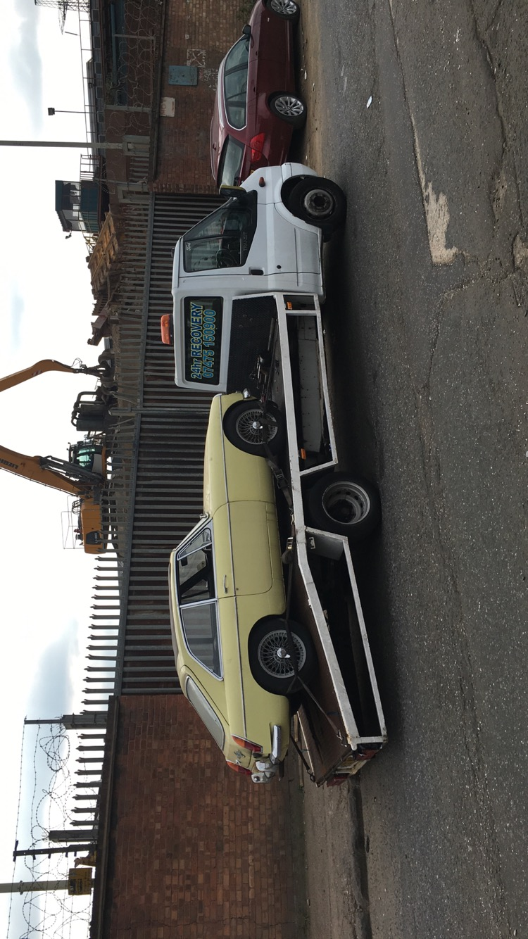 Vintage / Classic Car Collection