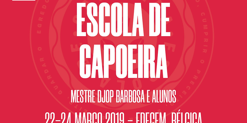 18th Anniversary Workshop - Escola de Capoeira