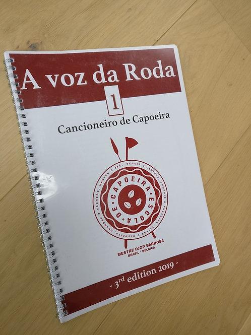 A Voz da Roda - Capoeira Song Book