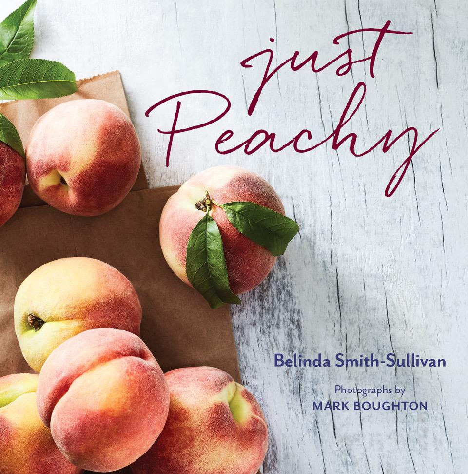 "Peach Cookbook ""Just Peachy"""