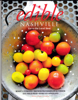 Homegrown Tomatoes Edible Mag