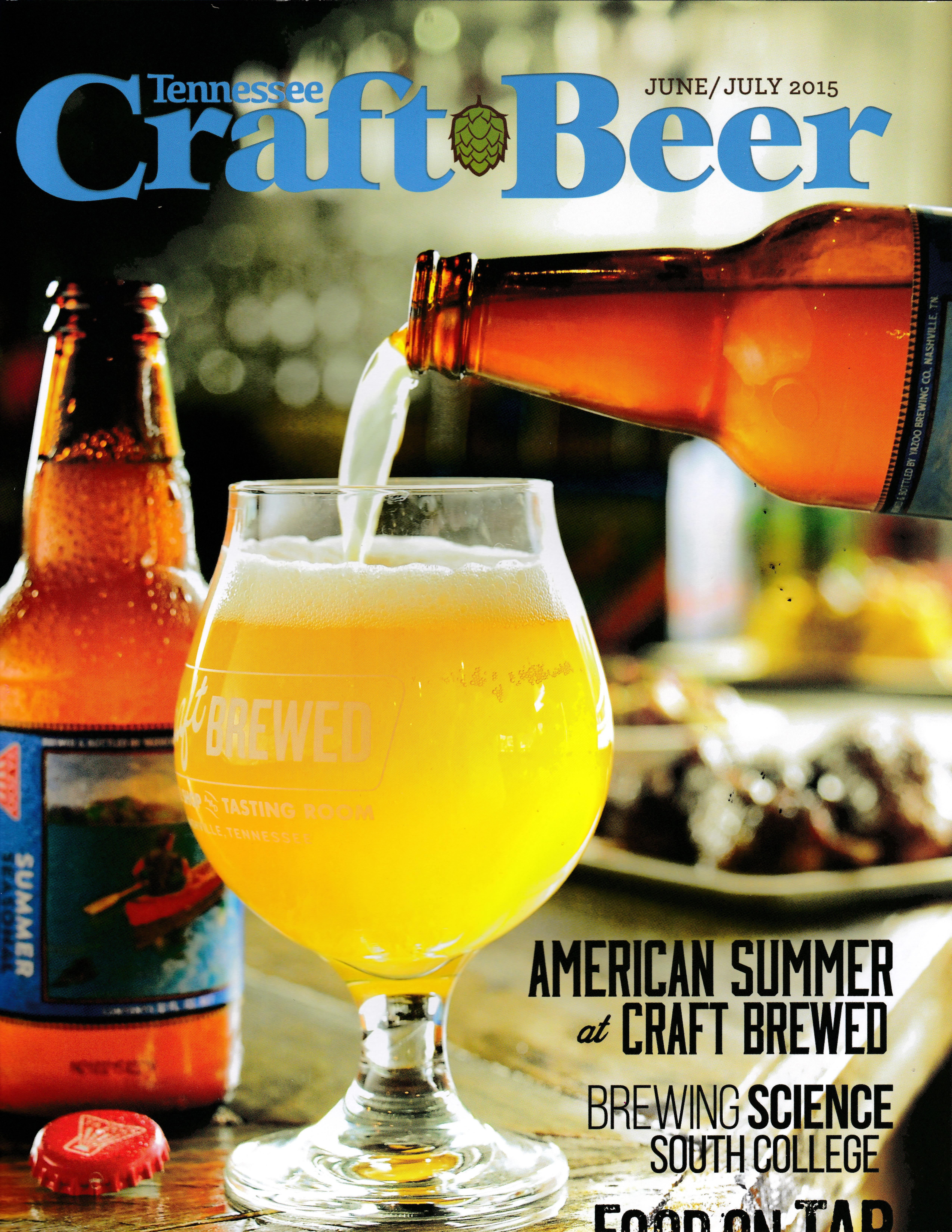 Beer Pour TN Craft Beer Mag