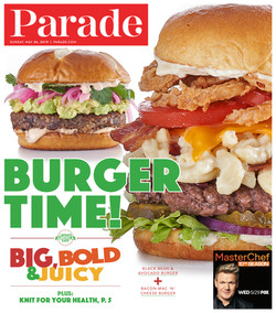 Burger Cover, Parade 2019