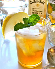 Jack and Pear Cocktail