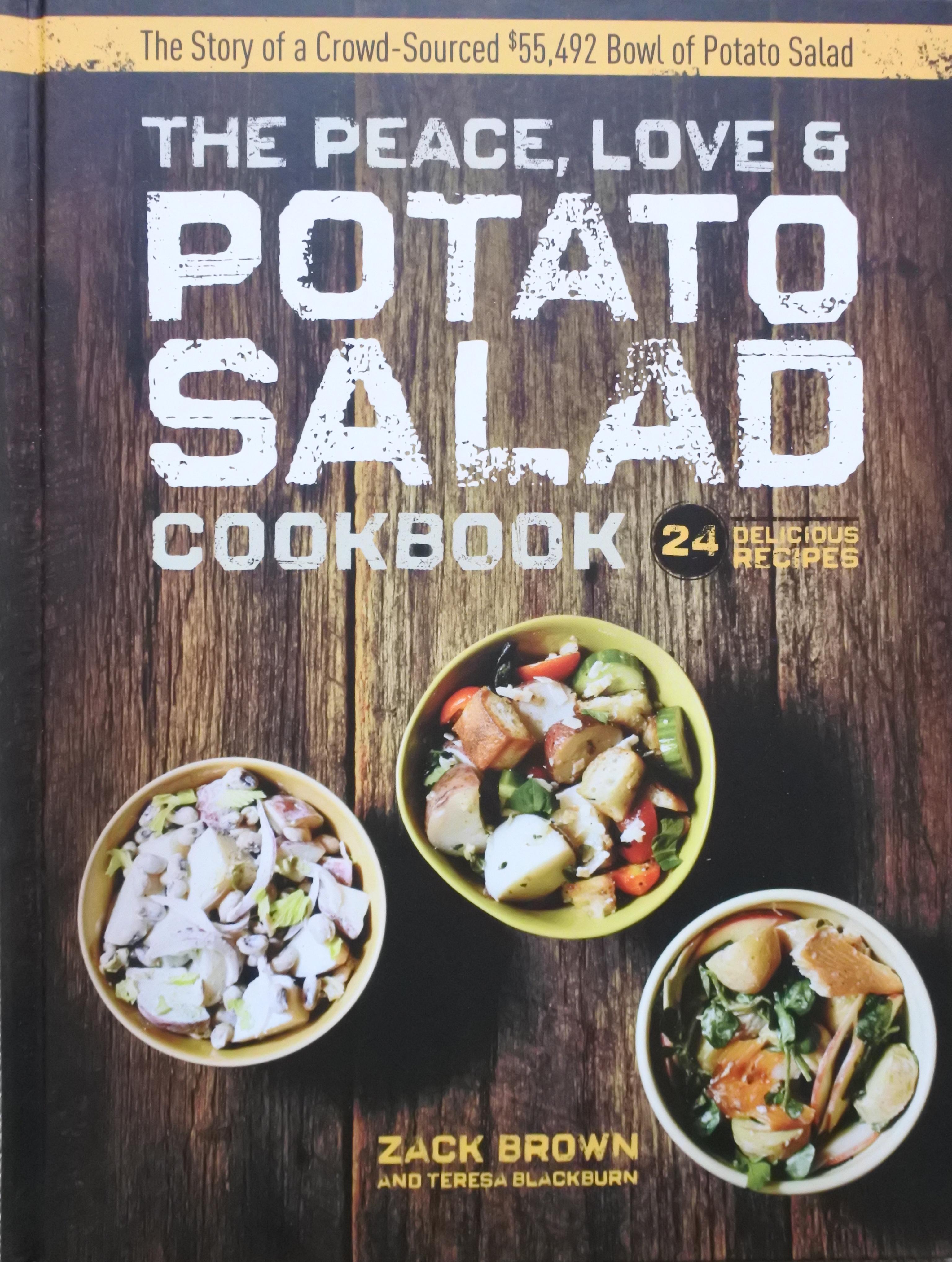 Potato Salad Cookbook