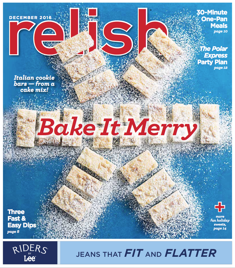 Holiday Cookies Relish Mag