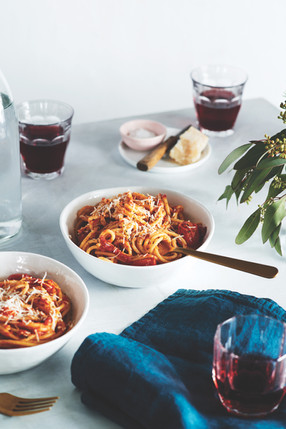 Pasta for 2