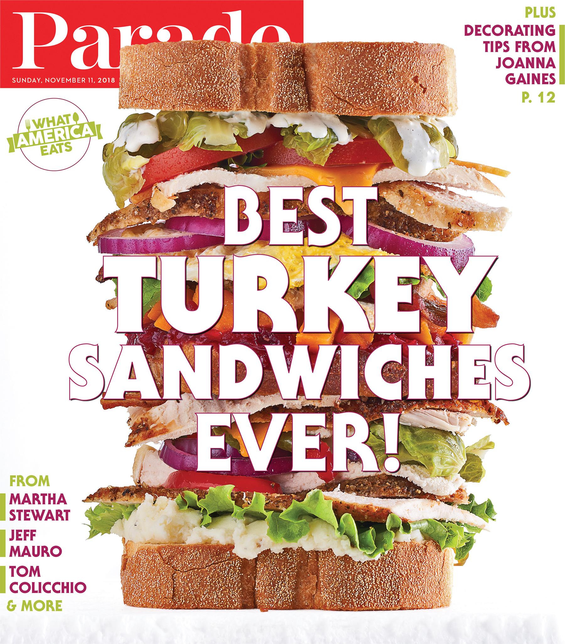 Parade Magazine 2019