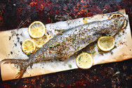 Grilled Whole Fish