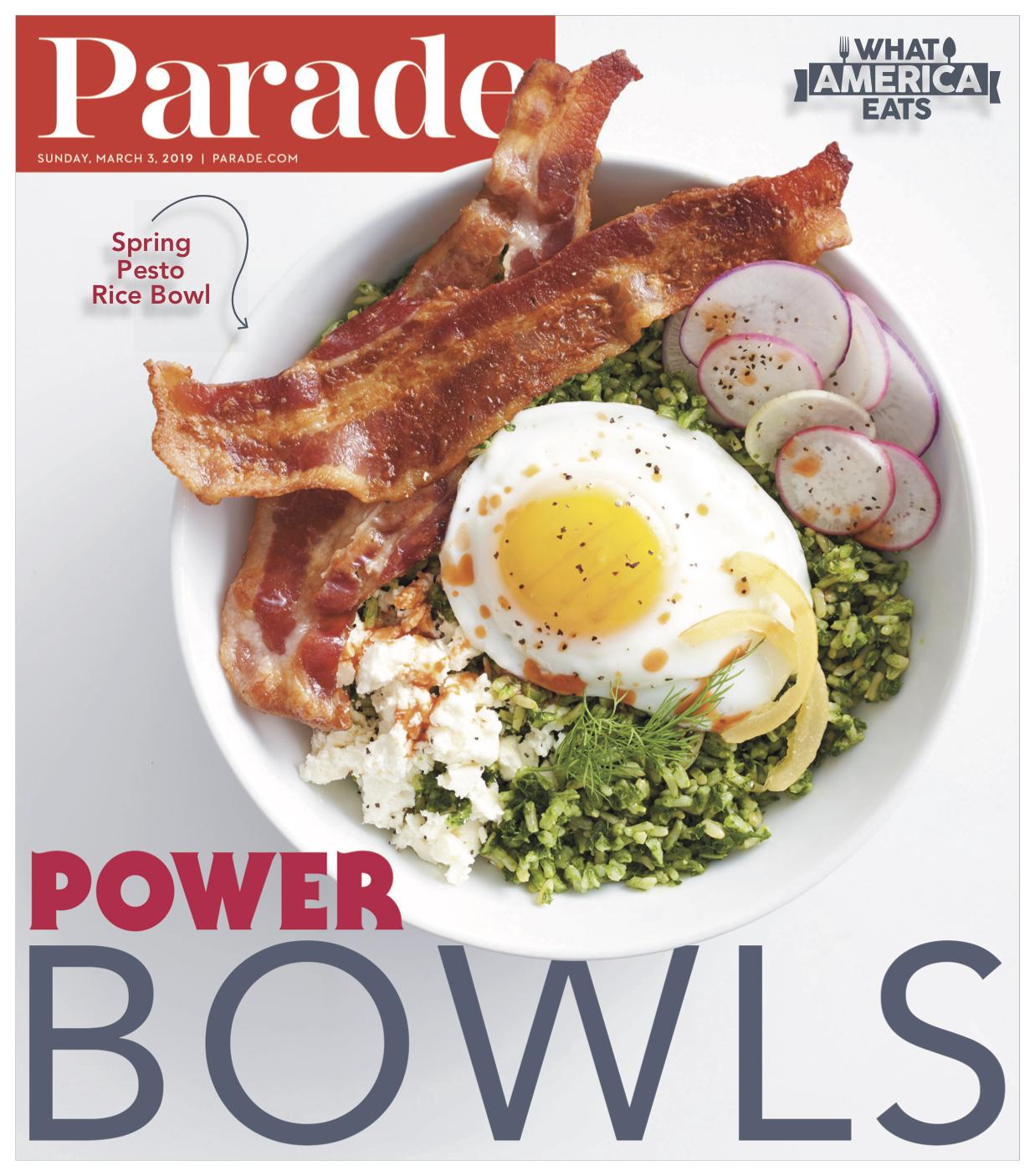 Bowls, Parade 2019