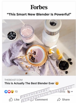 Forbes Mag / The Beast Blender