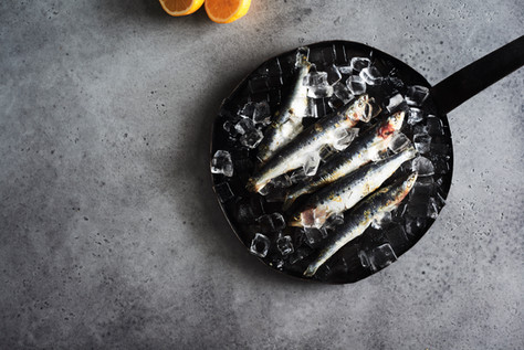 Sardines....fresh