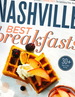 Waffles and Fruit Nashville Magazine