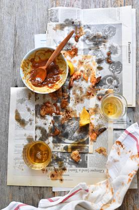 Peel & Eaten Grilled Shrimp, Parade Magazine