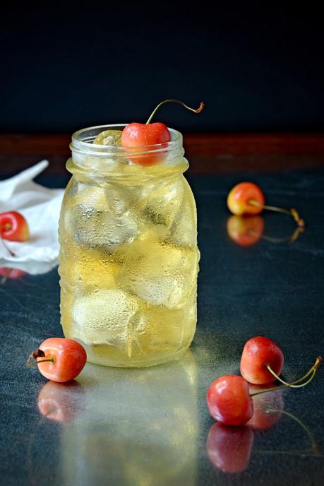 Cherry Ice Tea