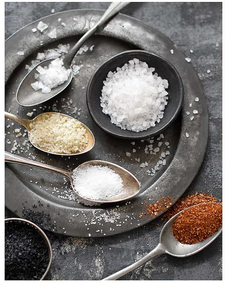 Salts....