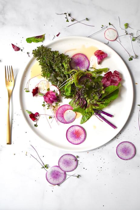 Salad Radishes