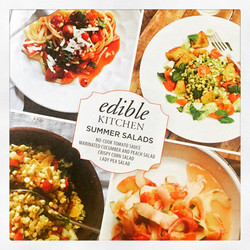 Summer Salads Edible Mag
