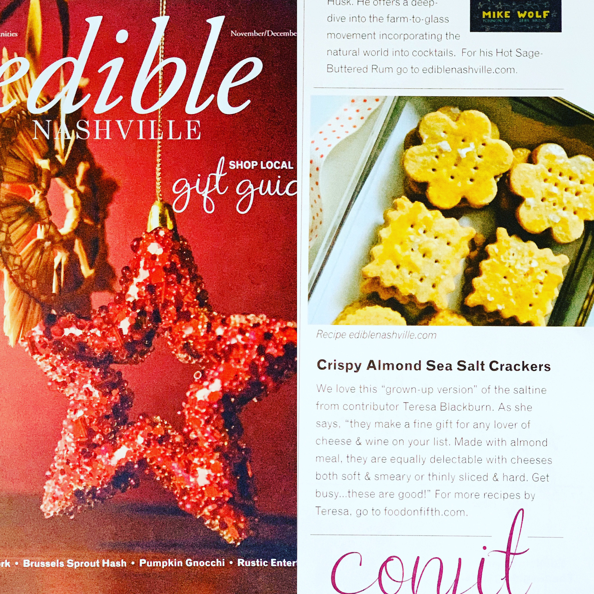 Edible Nashville Feature