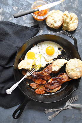Cast Iron Breakfast