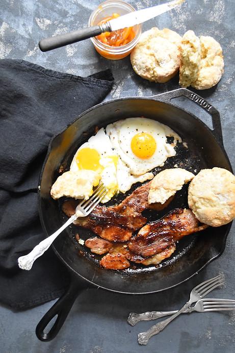 Cast Iron Skillet Breakfast