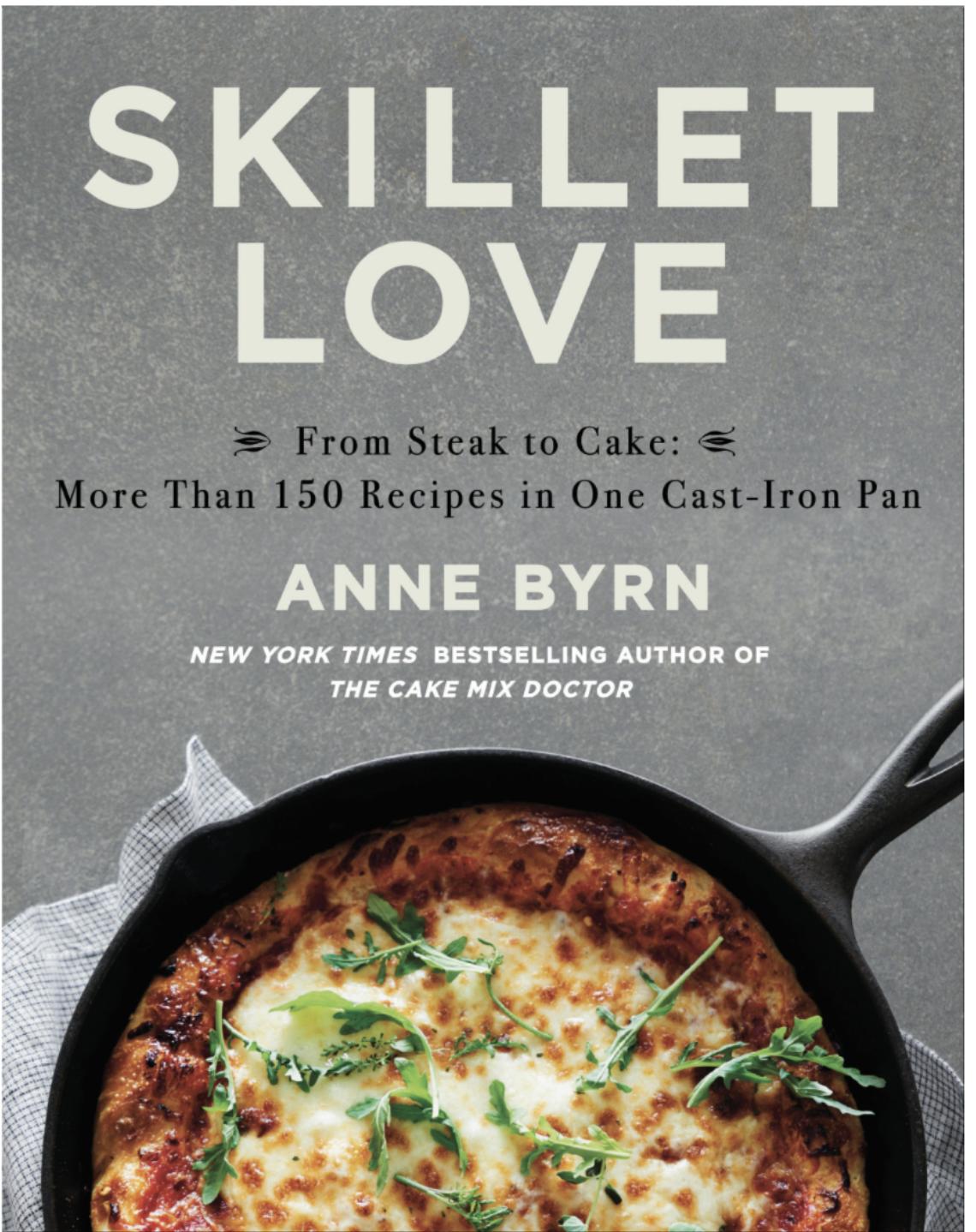Skillet Love, Author Anne Byrn