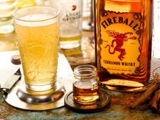 Fireball Cocktail