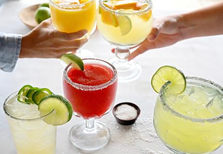Cheers, Margaritas, Garcias