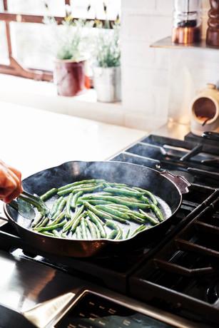 Green Beans Saute