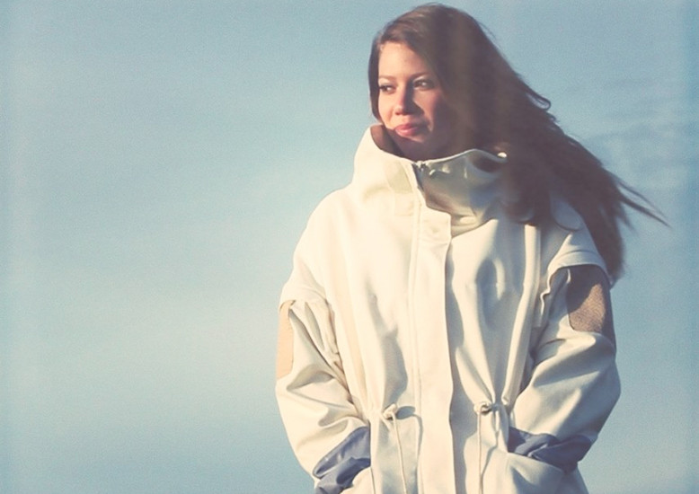 ARCHIVES Anaïs Abrams : Frozen Expedition F/W 14-15