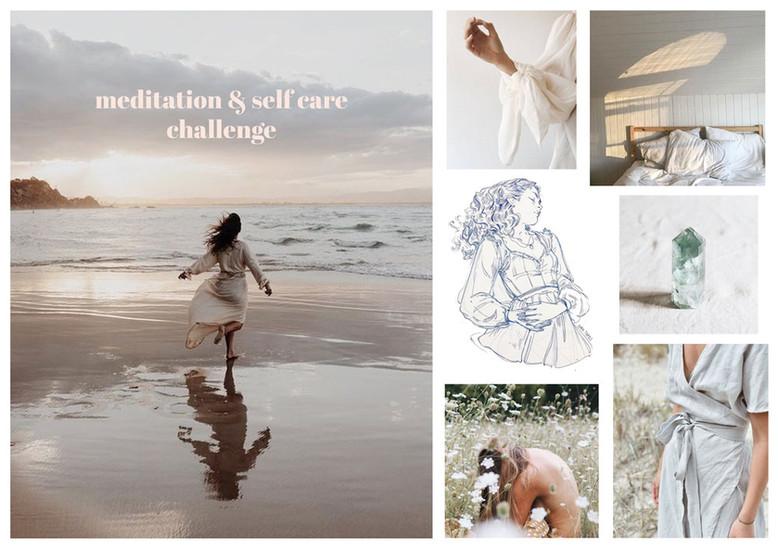 CHALLENGE: 30 jours de méditation et de self care!