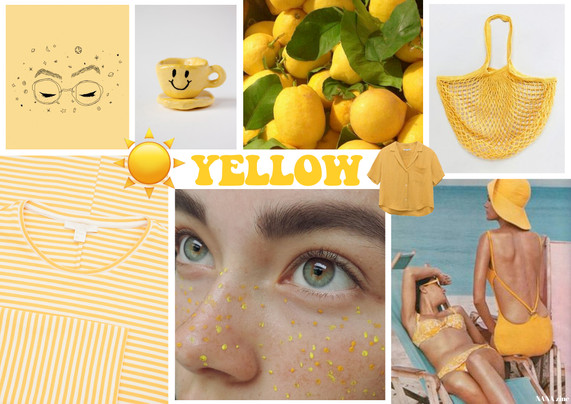 Life in yellow ! ☀️