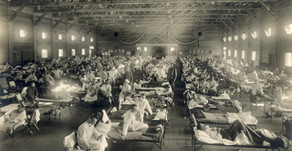 'Pale Rider: The Spanish Flu of 1918 and how it changed the World'