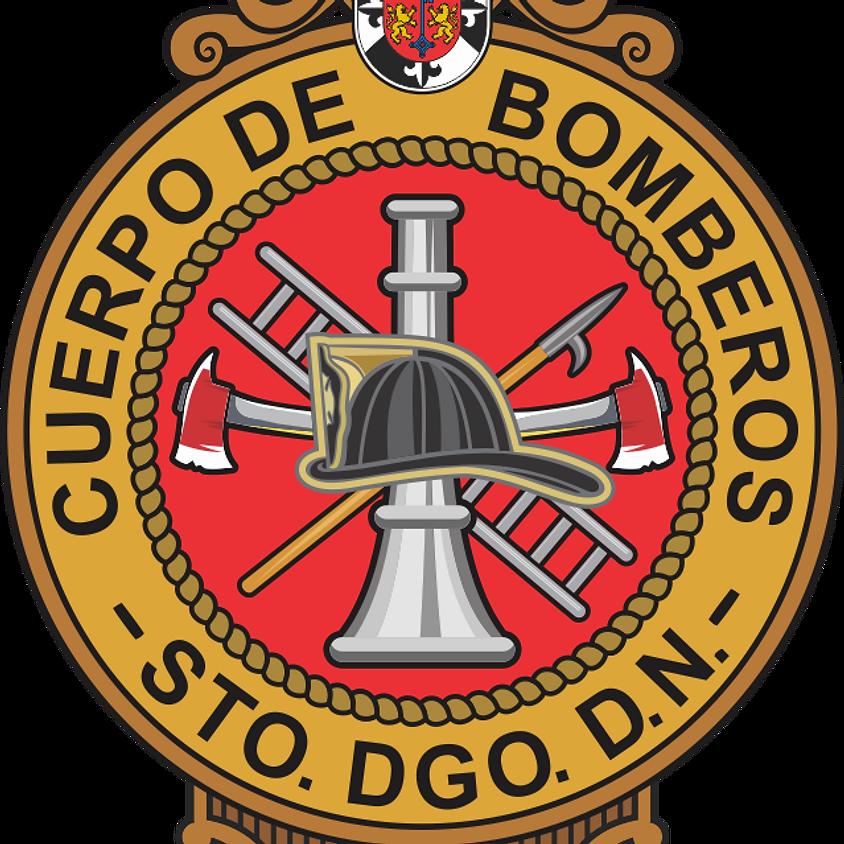 Acto de Condecoración Cuerpo de Bomberos Distrito Nacional
