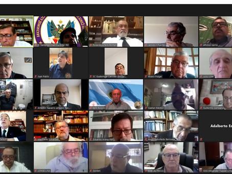 SCG33RD participa de la Asamblea Extraordinaria de la Conferencia de Supremos Consejos del Grado 33
