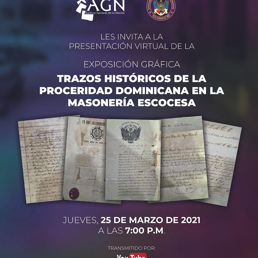 Acto Inaugural Exposición Gráfica Documentos SCG33RD
