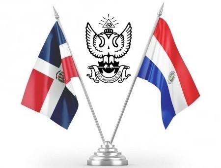 SCG33RD envía mensaje fraterno y solidario a la masonería escocesa paraguaya.